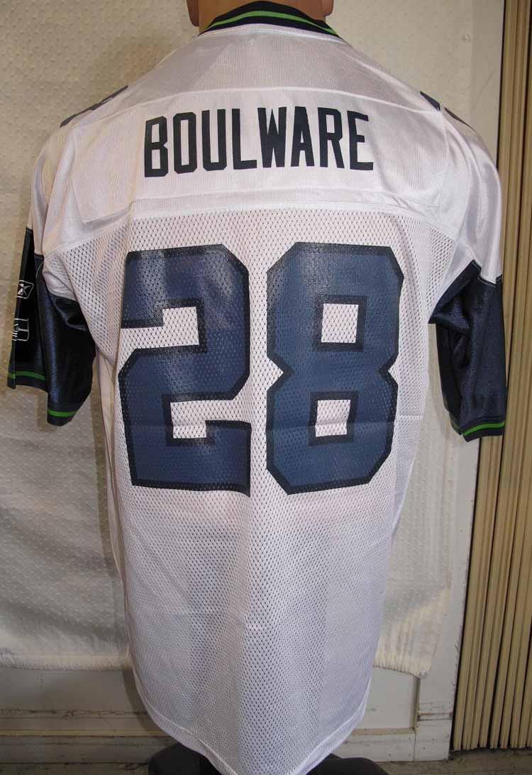 ba467167a6f reebok seattle seahawks michael boulware 28 blue authentic jersey sale