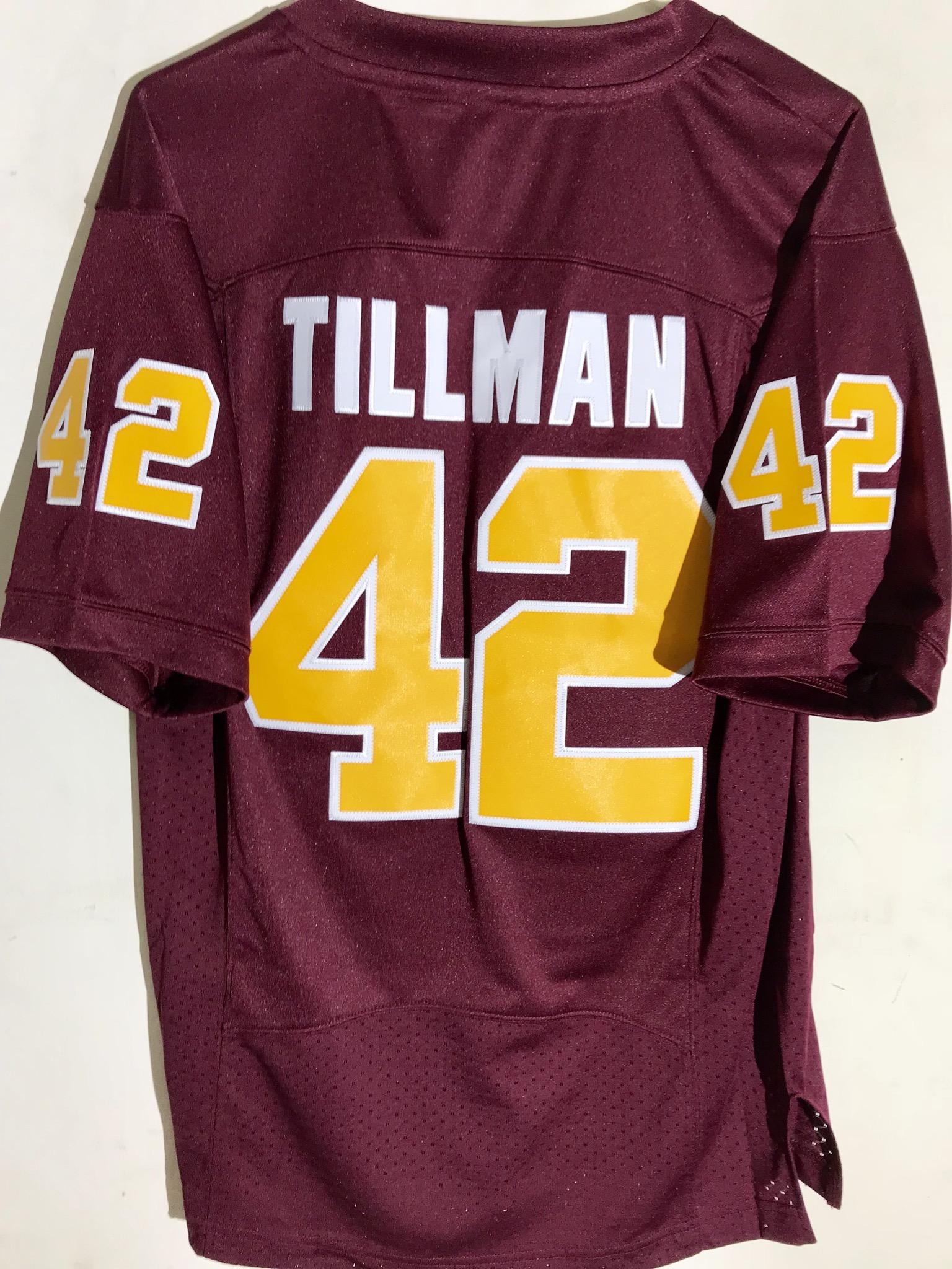 Adidas Premier NCAA Jersey Arizona State Sun Devils Pat Tillman ... a9709a226