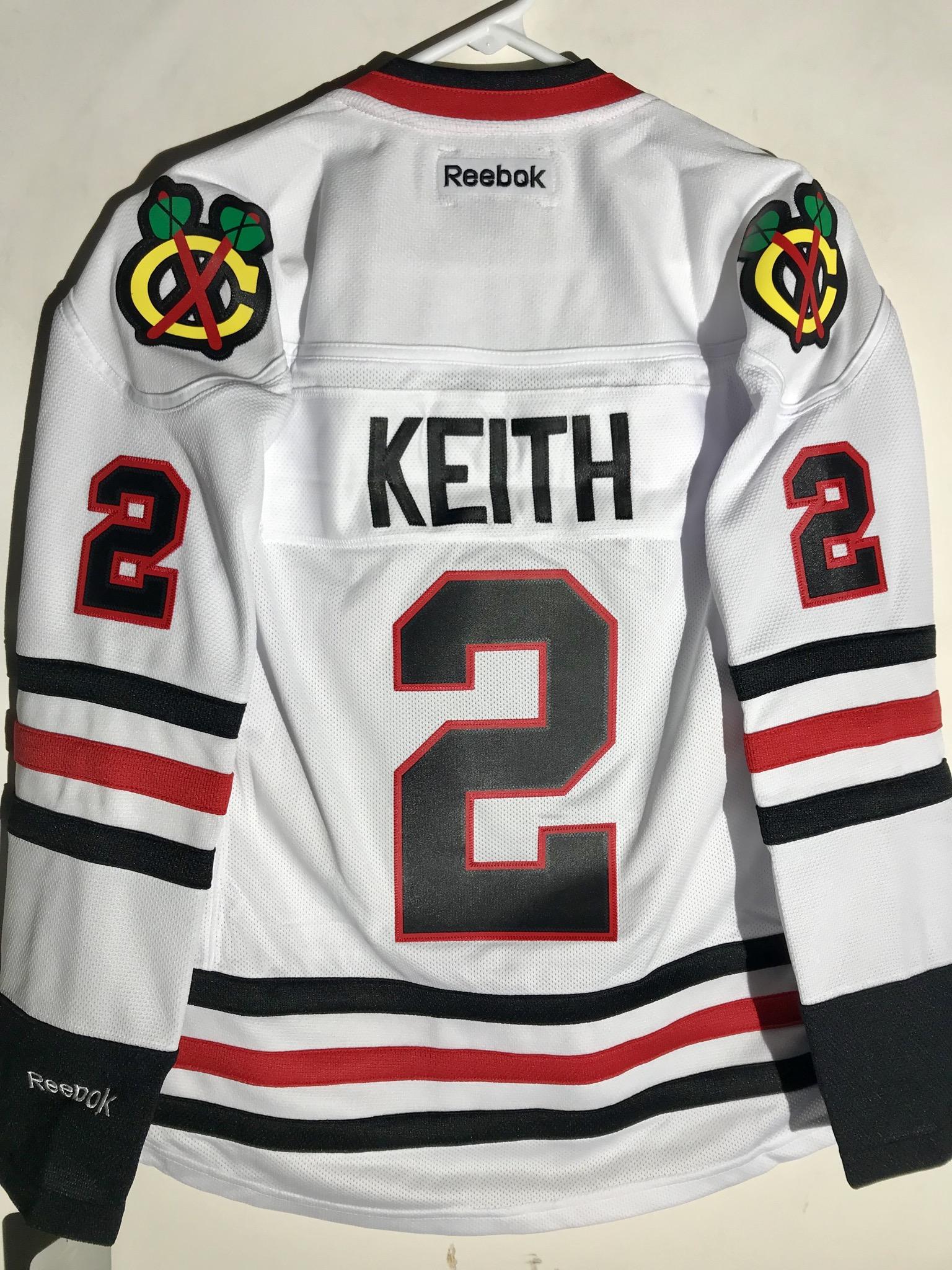 Reebok Women s Premier NHL Jersey Chicago Blackhawks Duncan Keith ... eb68d7de6