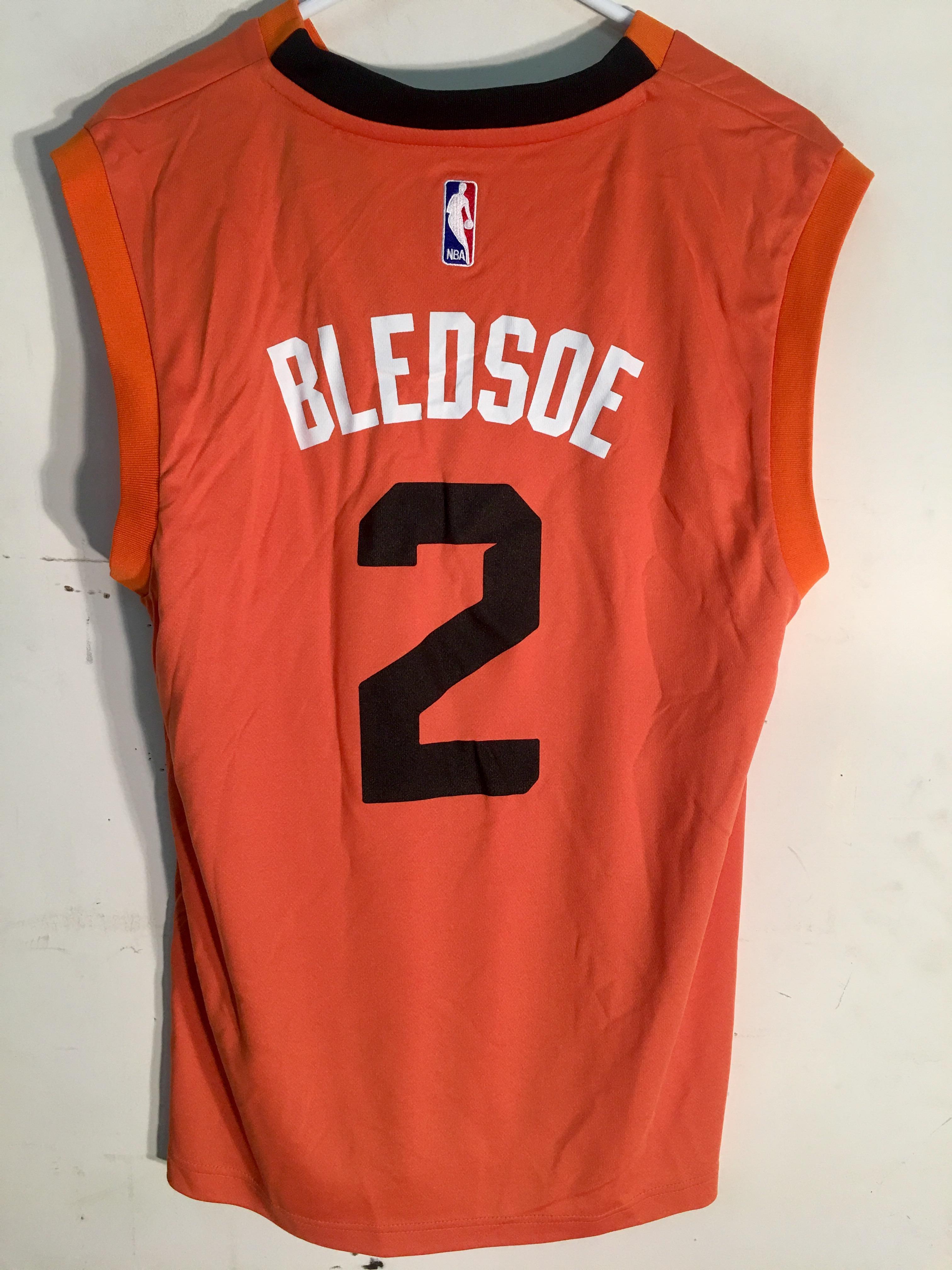 22d365b3fdcd ... reduced details about adidas nba jersey phoenix suns eric bledsoe orange  sz 2x a4855 6ec54