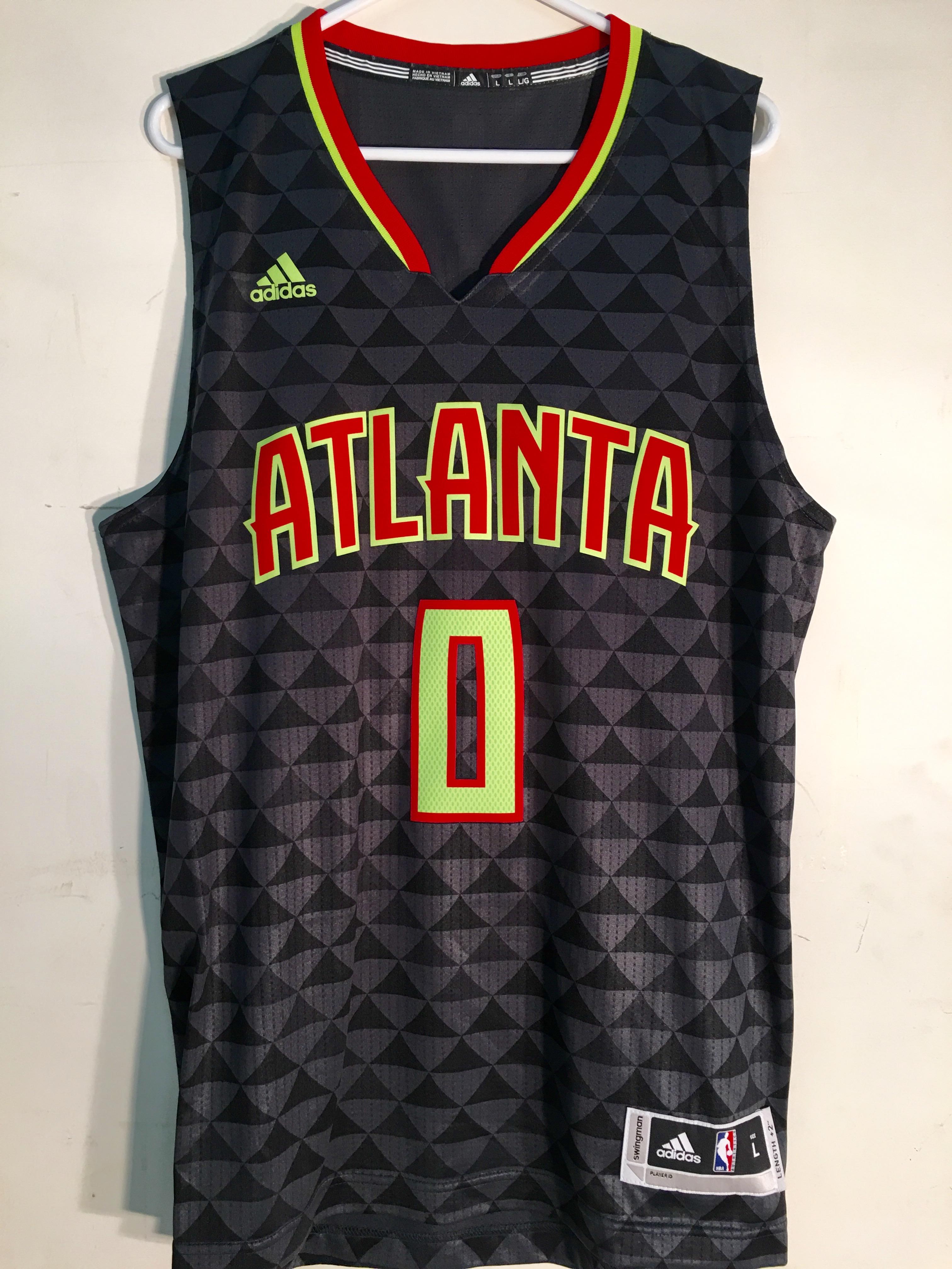 """Atlanta Hawks Playoffs /""""HAWKAMANIA/"""" jersey Hooded SWEATSHIRT HOODIE"""